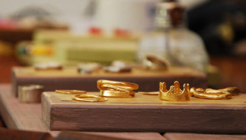 מתוך קולקציית הטבעות של בוני. לעוד - היכנסו לחנות Bonnina Art Jewelry