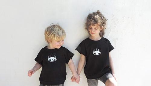 מושלם לאחים שחולקים ארון. מתוך קולקציית הקיץ של פטיט ויילד