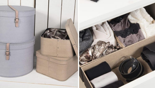 סדר שיהיה פה. קופסאות לחלוקת מגירות, Boxes & More