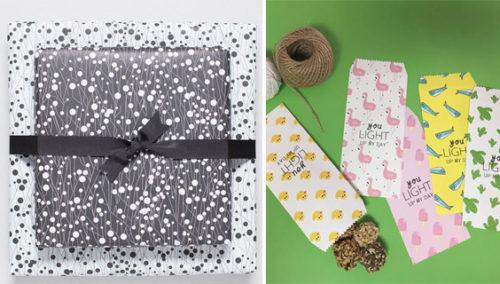 כך תעבירו שקית פיצוחים כמתנה לגיטימית. אריזות נייר של Boxes & More