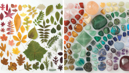 ליידי, מתי את באה אלינו? Encyclopedia of Rainbows של Julie Seabrook Ream
