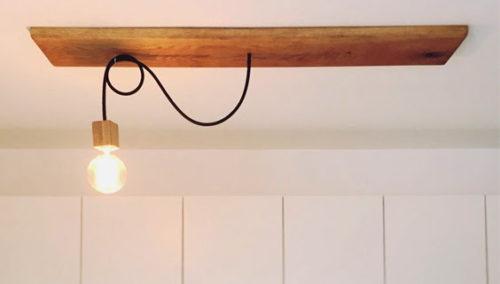 כששבבי עץ פוגשים שבבי אלקטרוניקה. Light House Studio (צילום: מתן בללתי)