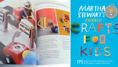 מרתה הצילו! ספר הרעיונות של מרתה סטיוארט להפעלות בית