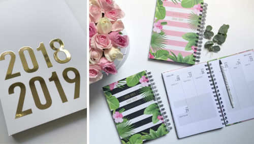 השנה הכי פיין. יומנים ולוחות שנה של סטודיו Fine & Simple