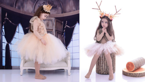 """תזכירו לנו למה לא כל יום פורים?. תחפושות נסיכותיות אצל מוריה עטר, """"טול טול"""""""