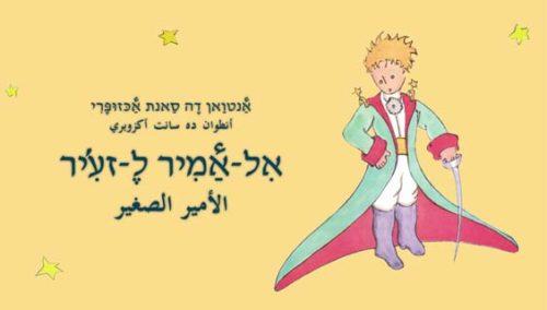 """צייר לי שיוויון. """"אל-אמיר ל-זע'יר"""", הוצאת מינרוה"""
