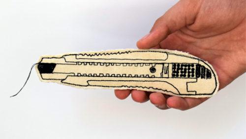 ילדים, עם הסכין הזה מותר לשחק. מכשירי כתיבה מבד, ToDo