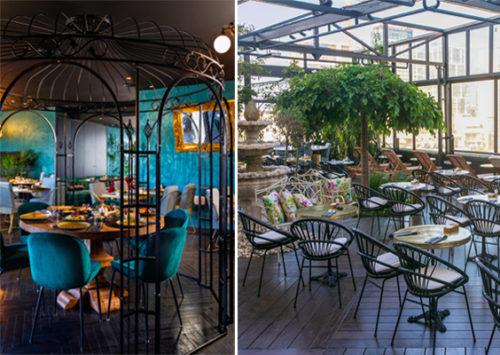 """ניפגש בגזיבו. הצצה למרפסת ולמסעדת """"לייטהאוס"""" (צילומים: שי נייבורג, מקס מורון)"""