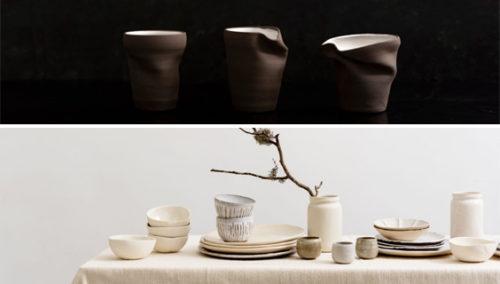 """מהטבע באהבה. הכלים היפים של רותם כהן, """"מאדמייד"""" (צילומים: איה וינד)"""