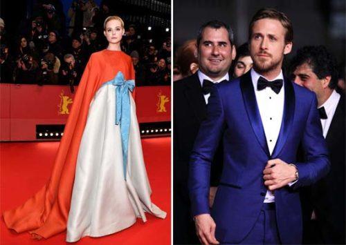 """או, ב-2011 ידעו להתלבש. מתוך מצעד הלוקים הזוהרים עפ""""י Hollywood Reporter"""