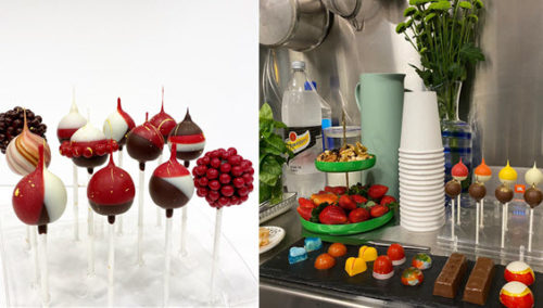 מה לטמפרר לכם? ימין: סדנאות השוקולד של אלין, שמאל: מקולקציית החורף BABCHA