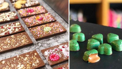 בוס, תזמין כאלה לחג, בלב שלם. שוקולדים ופרלינים בעבודת יד של אלין שלם