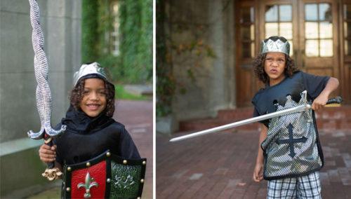 """אתה סטארק או לאניסטר? אבירים ותחפושות ימי הביניים, """"חנותל'ה"""""""