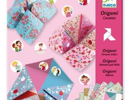 אוריגמי - קווה קווה בנות