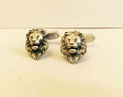 חפתים מכסף - צורת אריה