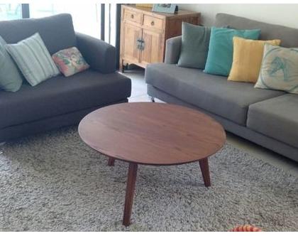 שולחן קפה חדש בסגנון וינטג