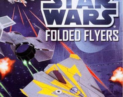 מלחמת הכוכבים בקיפולי נייר