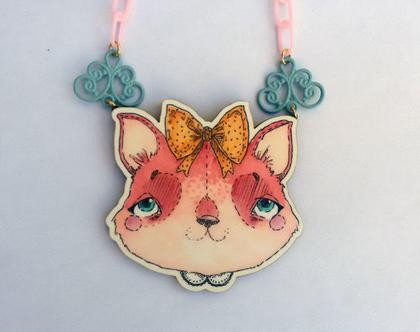 שרשרת חתול - שרשרת נוכחות - שרשרת מיוחדת