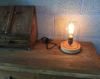 מנורת שולחן וינטאג ( מס 62 )
