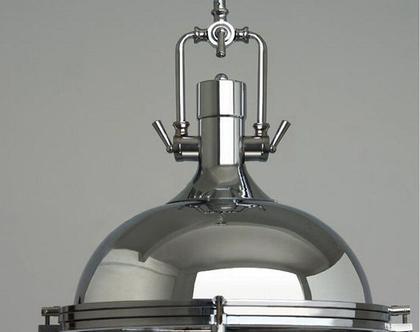 מנורת תלייה CLASSIC CHROME