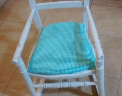 כסא נדנדה לילדים/בובות