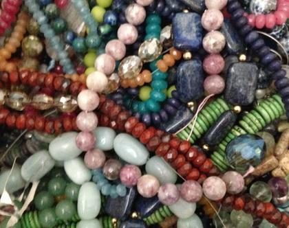 סדנת תכשיטים / מתנה לאישה / תכשיט לפי צבע ואהבה