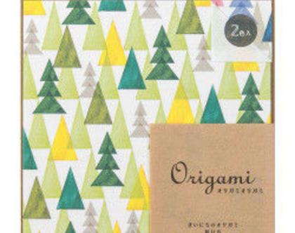 נייר אוריגמי | אוריגמי | נייר יפני | מידורי | midori