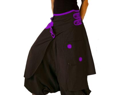 מכנס חצאית אלדין