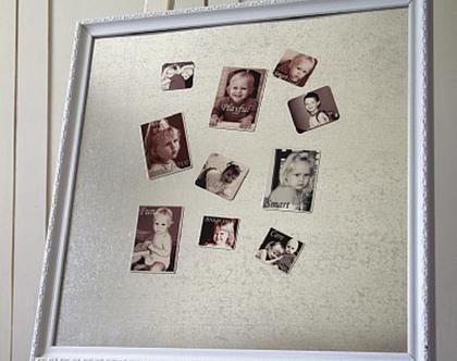 לוח מגנטים עם תמונות   מתנה בעיצוב אישי   בהתאמה אישית   מתנות עם תמונות   מתנות מרגשות   מקוריות   תמונות משפחה   מתנה מיוחדת ליום הולדת
