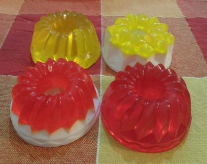 סבון עוגת ג'לי