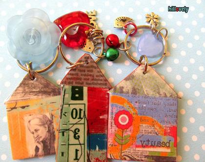 סדנת עיצוב מחזיקי מפתחות בחימר פולימרי
