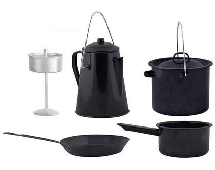 FF215 | ערכת בישול לטיולים | אקססוריז לגינה | דקורציה | אווירה | גינה ומרפסת