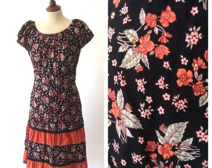 שמלת וינטג' | שמלת מידי | שמלה פרחונית | שמלה קיצית | שמלה לנשים | שמלה רומנטית |שמלה מיוחדת | שמלה
