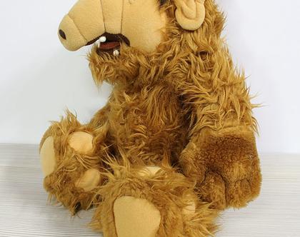 בובת Alf מקורית וגדולה