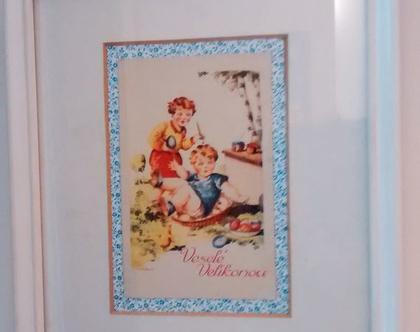 תמונה לחדרי ילדים/וינטג' מחודש