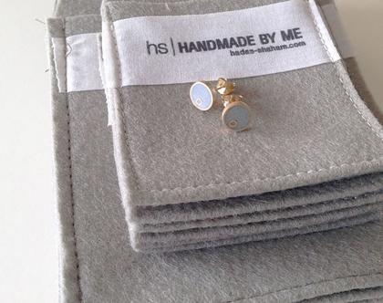 עגילי זהב עגולים | עגילים צמודים | עגילים עגולים צמודים | עגלים זהב ובטון |