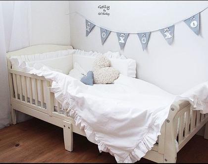 סט מצעים מהודר לתינוק