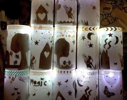 הפעלת יום הולדת | מנורת צלליות | יום הולדת | הפעלת יצירה | חנוכה | סדנה לילדים | סילואט | יום הולדת בנות | מסיבת פיג'מות