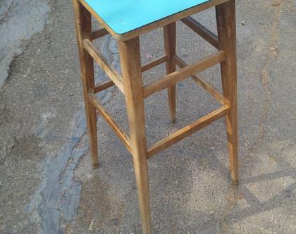 כיסא בר וינטג' אמיתי