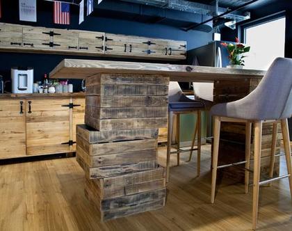 שולחן ארגזים