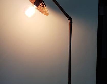 מנורה עומדת, מצינורות