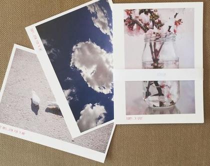 10 חבילות גלויות עם צילומים ישראליים מקוריים וברכה משולשת של ברכת הכהנים   כרטיסי ברכה ישראליים מעוצבים  שנה טובה מסדרת תבורכו