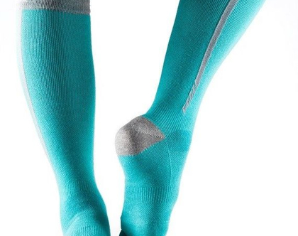 גרבי לחץ עד הברך-ZOE SPORT COMPRESSION KNEE HIGH