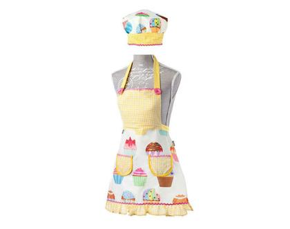 סינר ילדים כובע | סינר | סינר לשטיפת כלים | סינר כלים איכותי | אביזרי מטבח | VIGAR | ויגאר