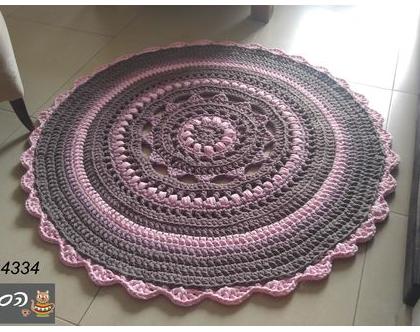 שטיח סרוג|שטיחים סרוגים|שטיח עגול|שטיח לחדר ילדים|שטיחים לחדרי ילדים|רהיטי ילדים|שטיח לסלון