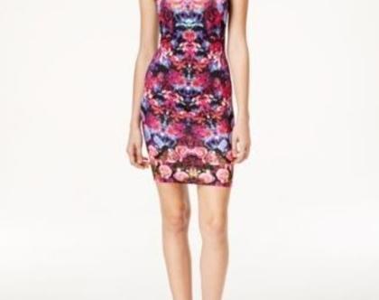 RAMAGE | שמלת מיני פלורל