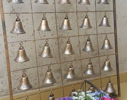 תמונת פעמונים לקיר