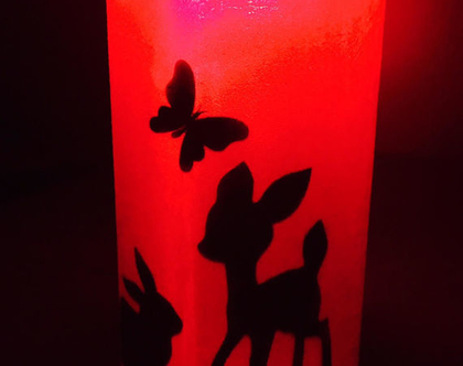 ערכת בית מארח | מנורת צלליות | יום הולדת | הפעלת יצירה | חנוכה | סדנה לילדים | בית חם | יום הולדת בנות | מסיבת פיג'מות