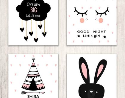 תמונות לחדרי ילדים|תמונה לחדר ילדים|תמונות מודפסות|תמונות מעץ|תמונה מעץ|שחור לבן|הדפסים לחדרי ילדים|עיניים ישנות