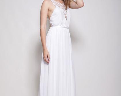 שמלת כלה בוהו שיק רומנטית